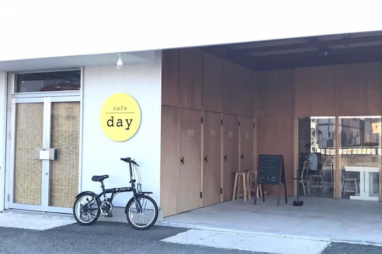 2019年4月cafeday外観