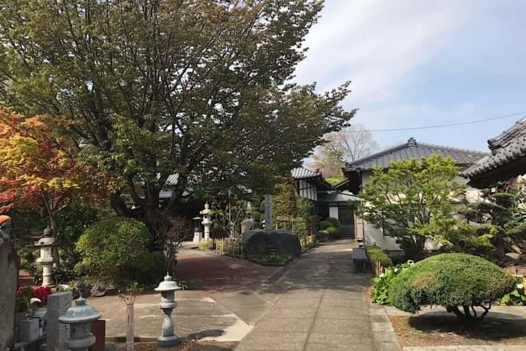 光巌寺火祭り201904