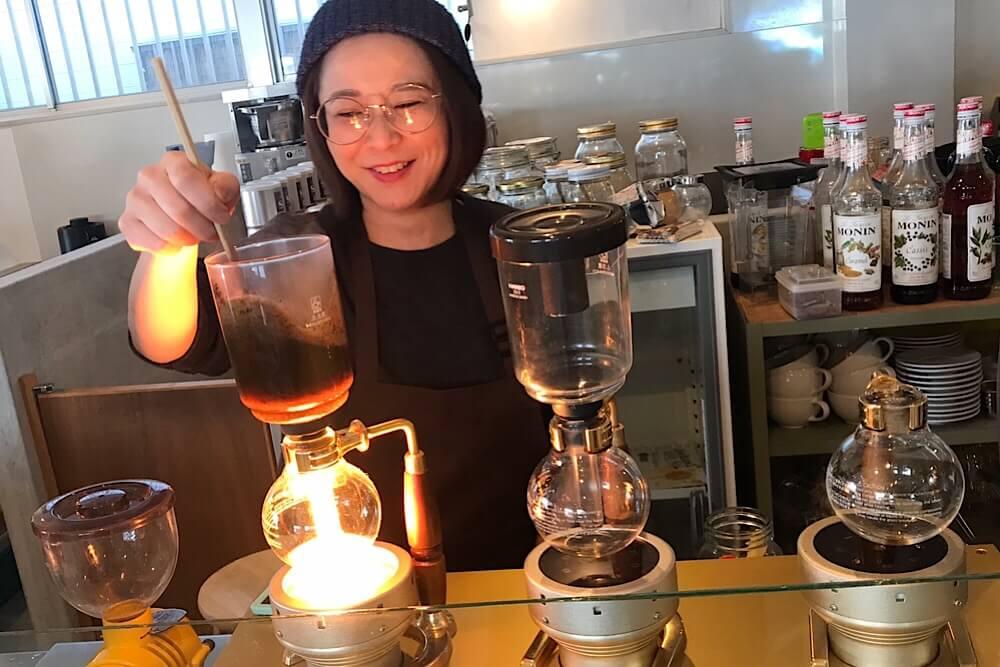 2019年4月cafedayサイフォン